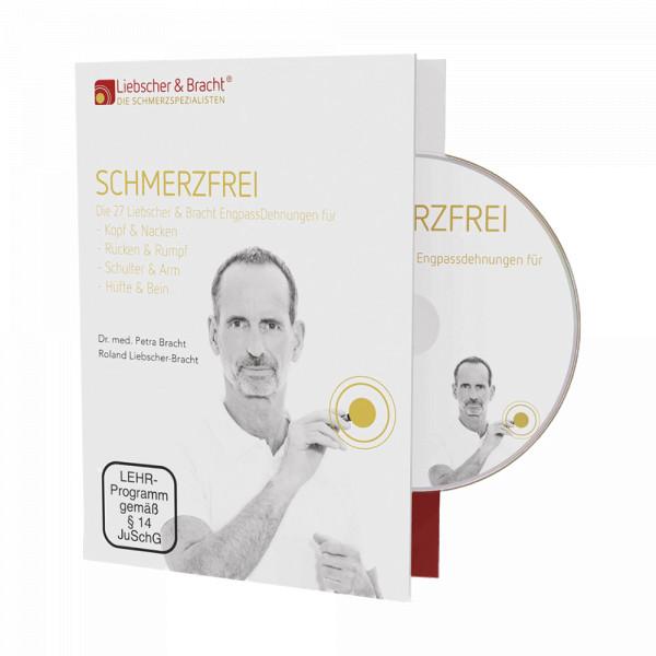 Schmerzfrei-DVD: Die besten Übungen von Liebscher & Bracht