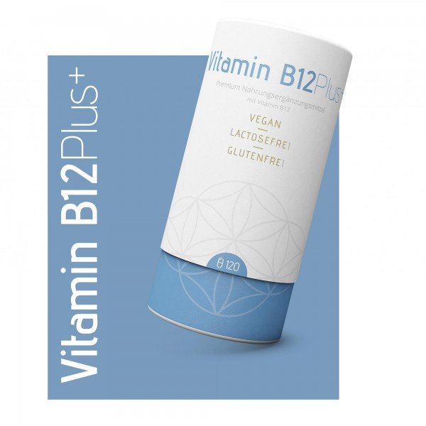 Vitamin B12Plus+ von Liebscher & Bracht