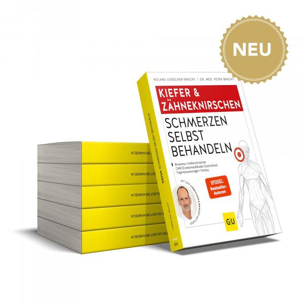 Buch: Kiefer & Zähneknirschen Schmerzen selbst behandeln