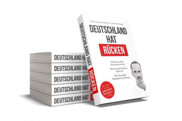"""Buch """"Deutschland hat Rücken"""""""