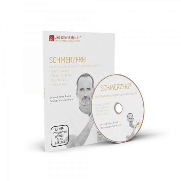 Schmerzfrei DVD - Die 27 Liebscher & Bracht Engpassdehnungen