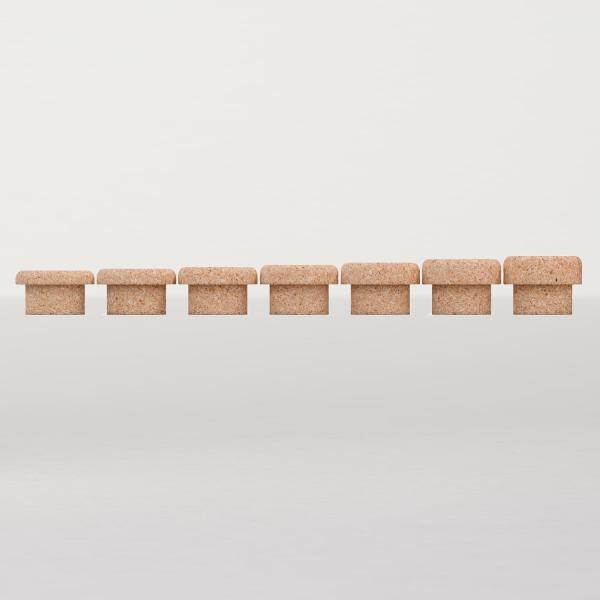 Korken-Set