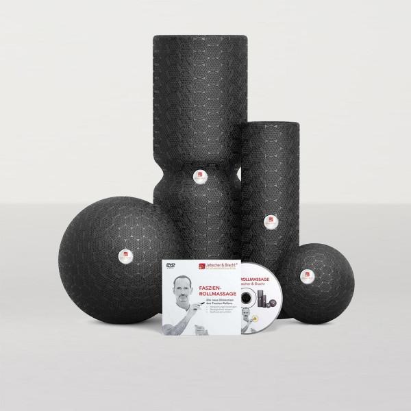 Faszien-Rollmassage-Set