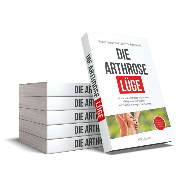 """Buch """"Die Arthrose - Lüge"""""""
