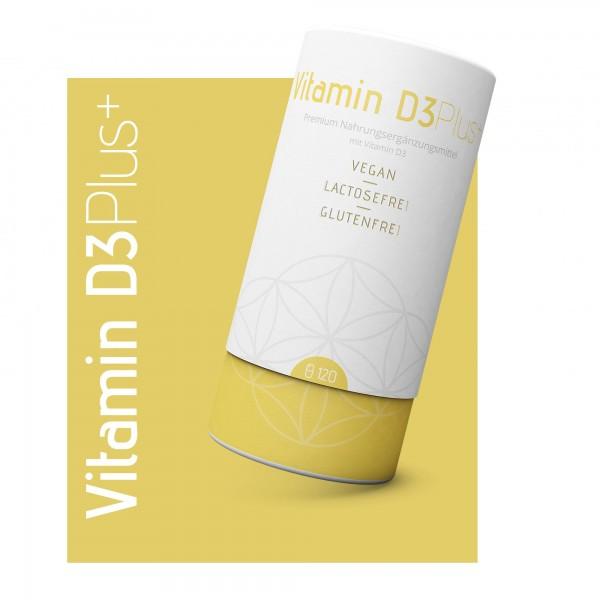 Vitamin D3Plus+ von Liebscher & Bracht