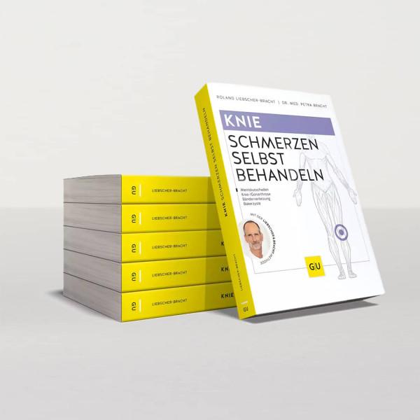 Buch / Ratgeber: Knieschmerzen selber heilen