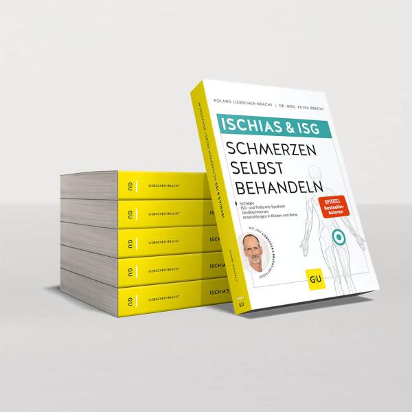 Buch: Ischias & ISG Schmerzen selbst behandelt Roland Liebscher Bracht
